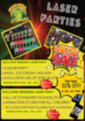 Party Packages SALE - laser and studio-0