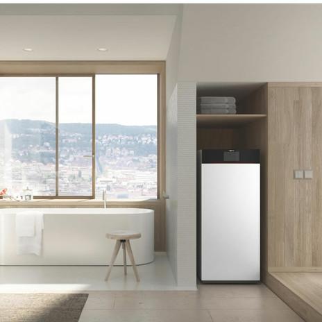 Storage Combi Boiler - Viessmann - The E