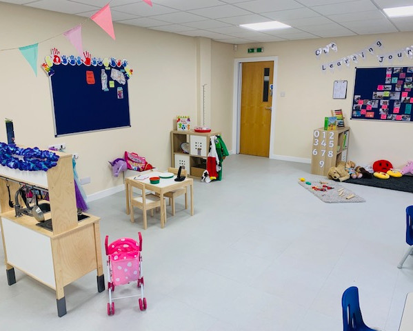 Little Blossoms Nursery Nuneaton - Fun P