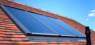 Solar thermal Plates