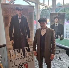 Arthur Peaky Blinders at Black Country Fun Casino.JPG