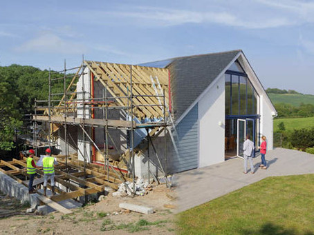 HELP TO BUILD - A New Scheme for UK for new buyers who want to build.