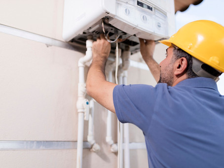 Will I really save money on gas bills by replacing my old boiler with a new condensing one?
