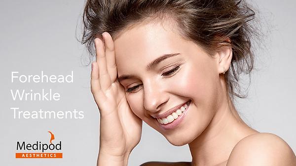 Forehead Wrinkle Treatments - Medipod Ae