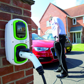 Home EV charging Unit - The Eco Option 2