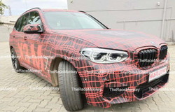 BMW X3M ready for August launch