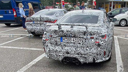 Is that a BMW M4 GTS on test?
