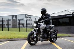 Triumph Trident concept revealed