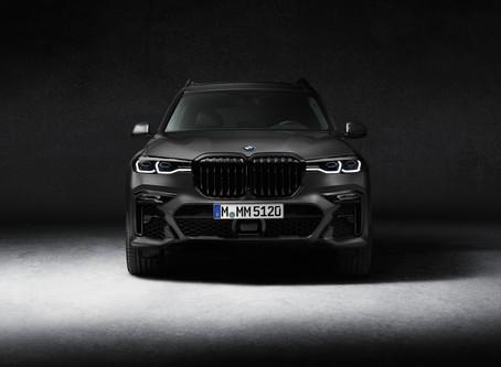 The BMW X7 Dark Shadow