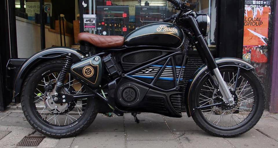 Royal Enfield confirms plans on EV bikes
