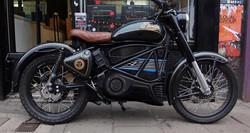 Royal Enfield confirms plans on EV bikes