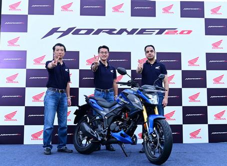 Honda Hornet 2.0: Muscular, Sporty & Advanced