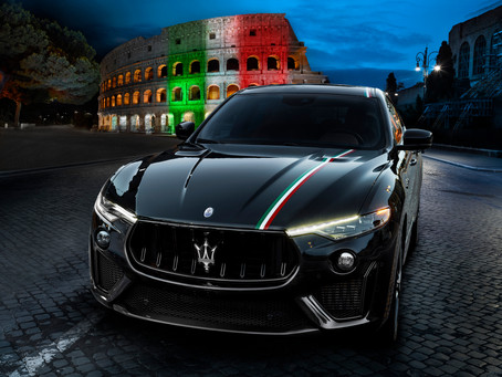 Maserati Grecale to join the Levante in SUV lineup