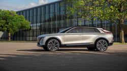Cadillac Lyric EV: Luxury SUV