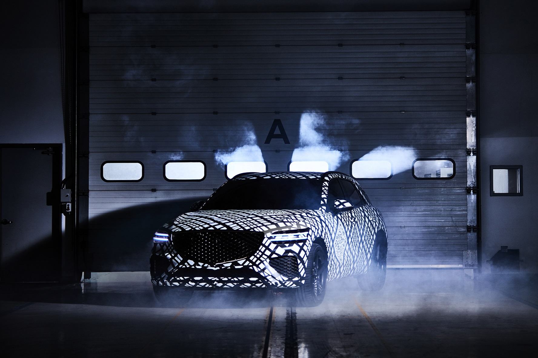 Genesis GV70 teased: The luxurious SUV