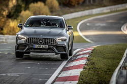 Mercedes-AMG GT 63S smashed the record at Green Hell