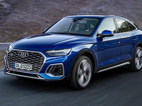 Audi Q5 Sportback revealed