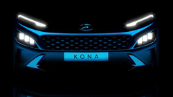 Hyundai teased the new Kona and Kona N line