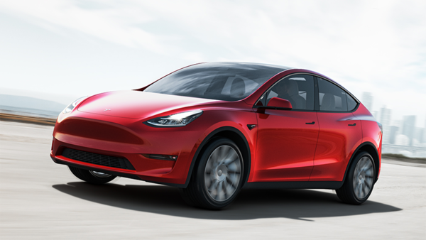 Tesla to begin producing 7-seater Model Y in November