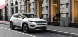 Jeep Compass 2020 recalled