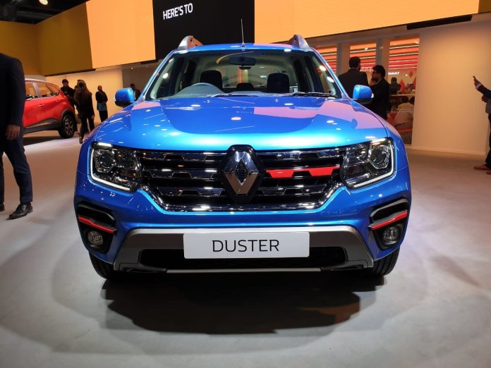 Renault Duster Turbo launched