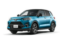 Toyota to join compact SUV segment