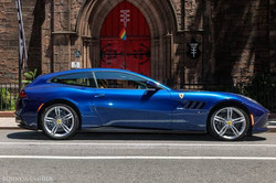 Ferrari ends production for GTC4 Lusso and Lusso T