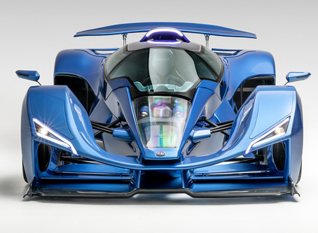 Delage returns with D12