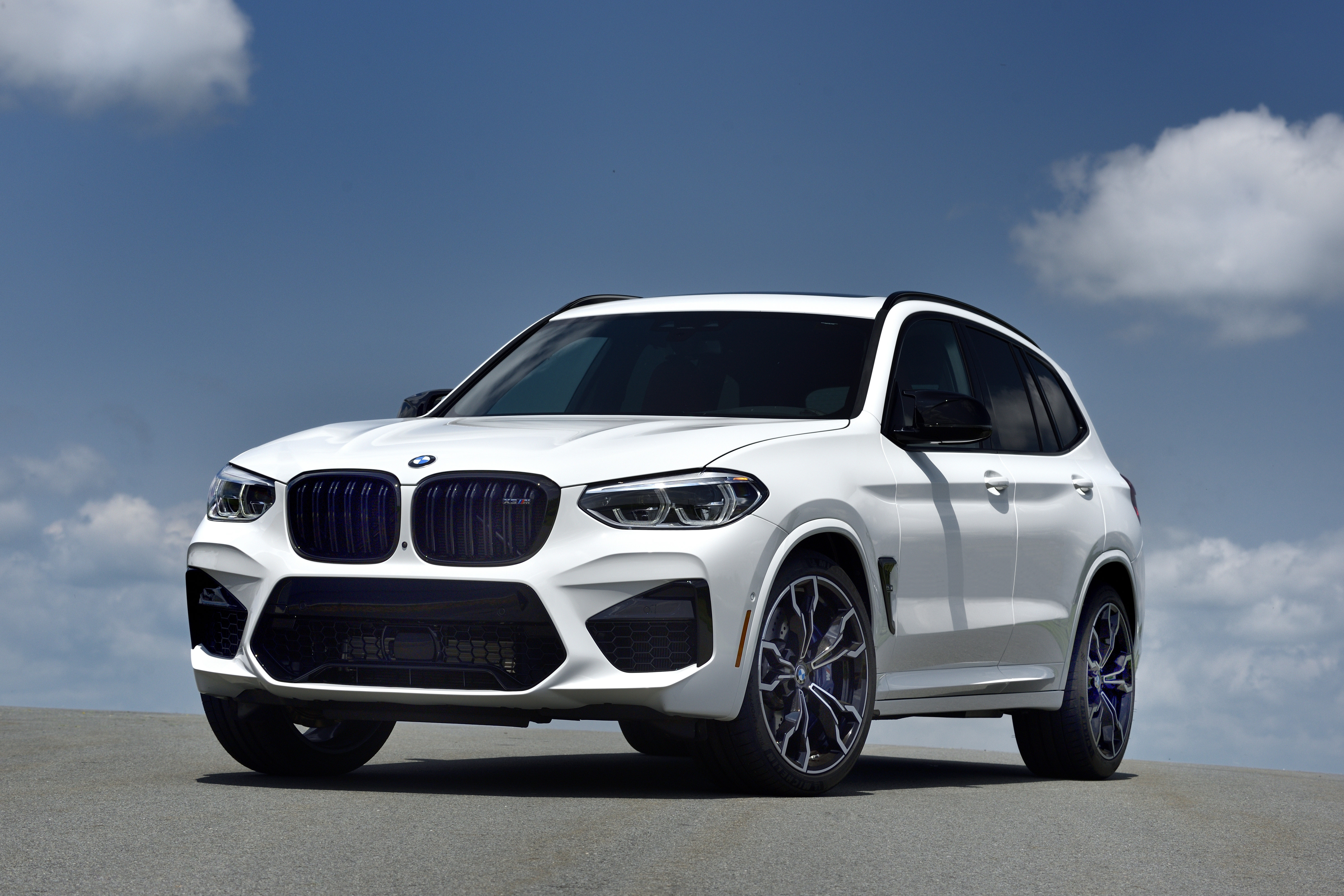 BMW X3M launched in India at 99.99 lakhs