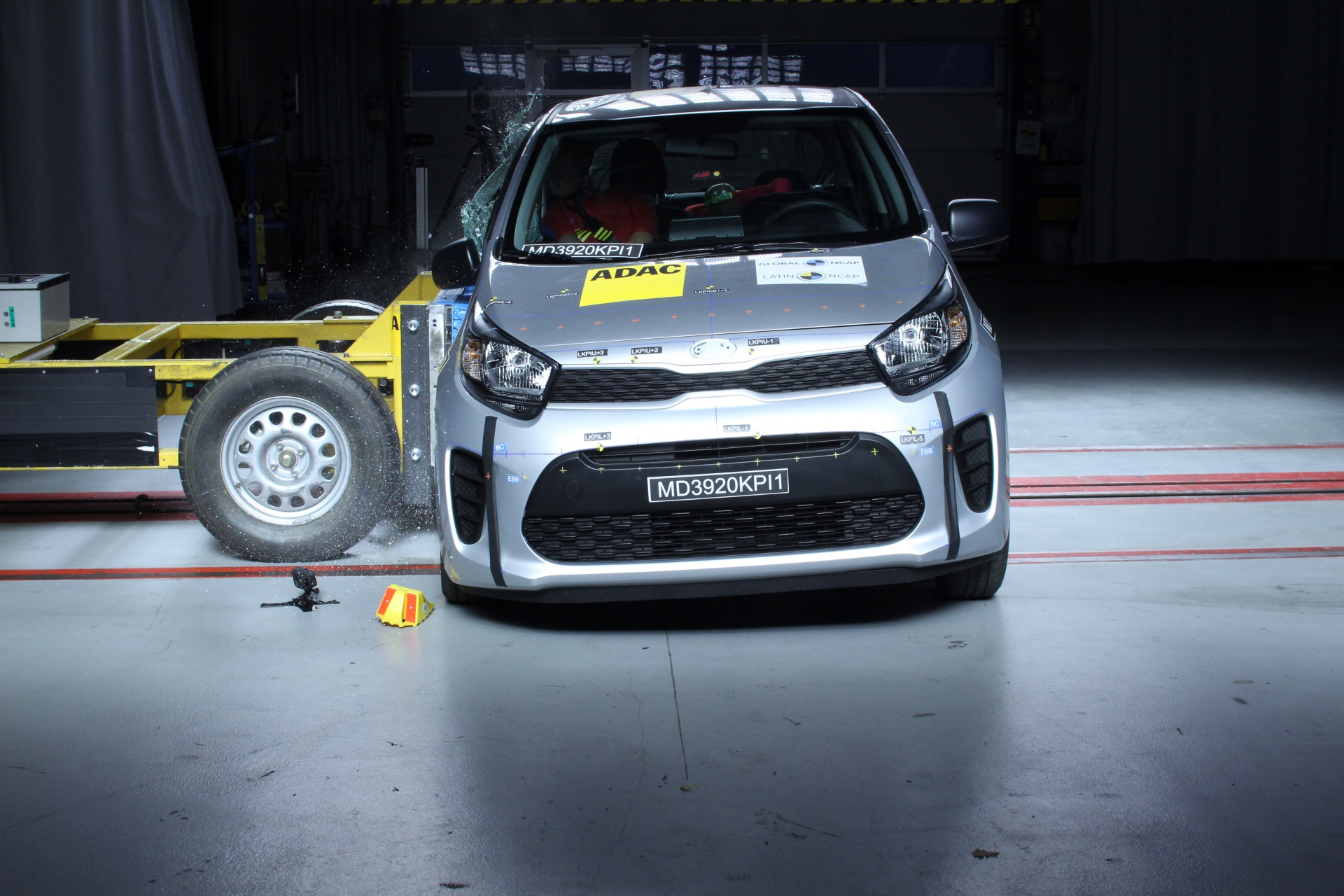 KIA Picanto scores a perfect zero in Latin NCAP