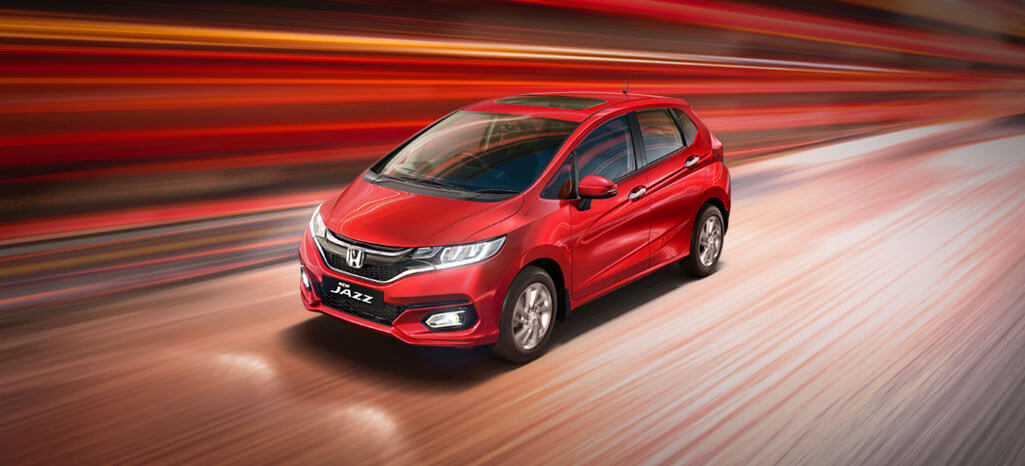 Honda Jazz: Updated