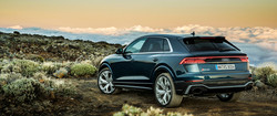 All new Audi RS Q8 India launch