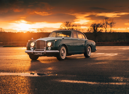 Lunaz commences production of worlds first classic Rolls-Royce EVs