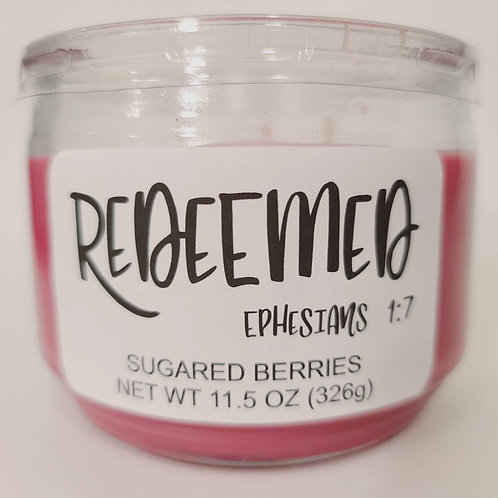 Redeemed Candle