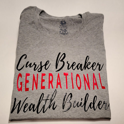 Wealth Builder T-Shirt