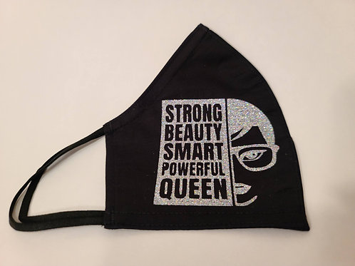 Strong Queen Mask