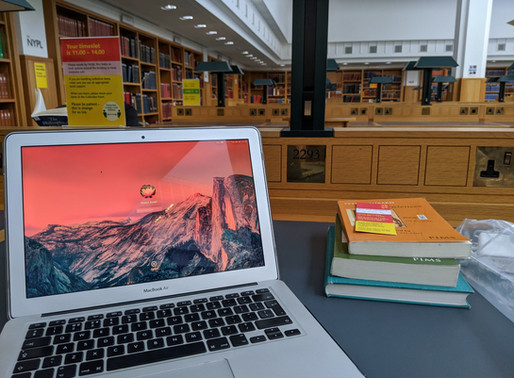 Researching at the British Library - the new norm?