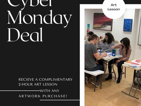 Winkel Gallery- Cyber Monday Deals!