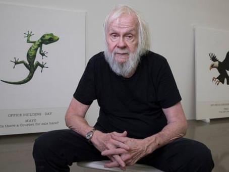 Remembering Artist John Baldessari (1931-2020)