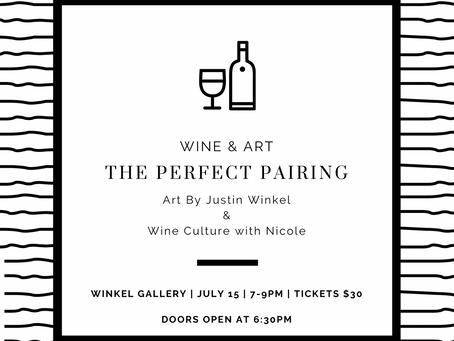 Wine & Art: The Perfect Pairing