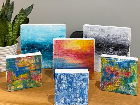 The Mini Series: An Outdoor Art Exhibit
