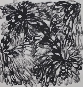 Four Chrysanthemums