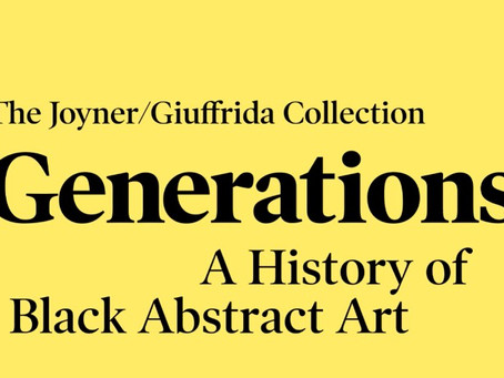 Where are the Black Abstract Artists?