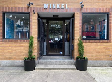 Winkel Gallery is Back Open!