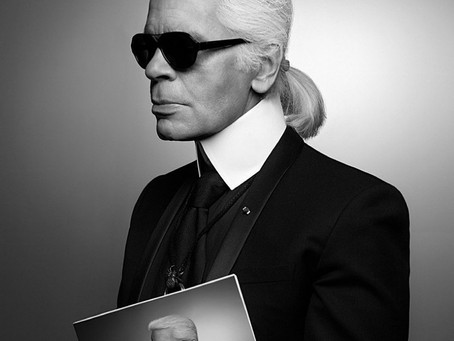 A Fashion Fairy Tail Has Come to an End: Karl Lagerfeld (1933-2019)