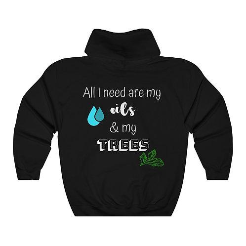 Oils & Trees Sweatshirt