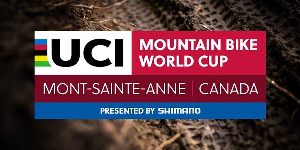 Coupe du Monde : Mont-Sainte-Anne (Canada)