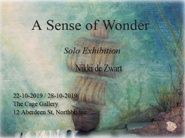 Exhibition at the Cage Gallery, Northbri