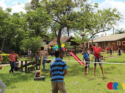 CREN Jundiaí tem festa de fim de ano com mais de 200 pessoas