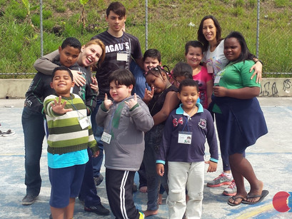 CREN promove Acampa Kids para pacientes mais novos